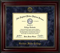 Graduation Diploma Frame Beaded