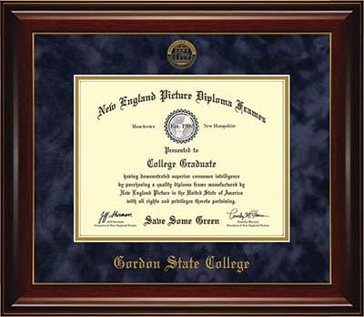 Graduation Diploma Frame Narrow Trim (SKU 102561696)