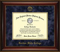 Graduation Diploma Frame Narrow Trim