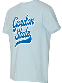 Tee Shirt Comfort Color Gordon State Tail