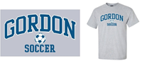 Tee Shirt Gordon Over Soccer