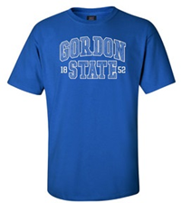 TEE SHIRT SHORT SLEEVE COLLEGIATE DESIGN
